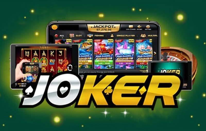 Joker123 เกมสล็อตสร้างรายได้บน มือถือ